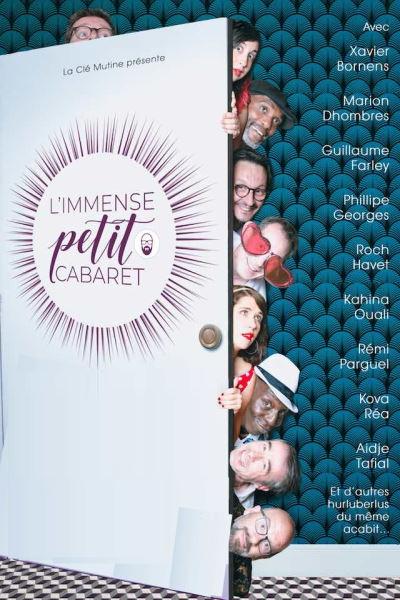 concert L'immense Petit Cabaret