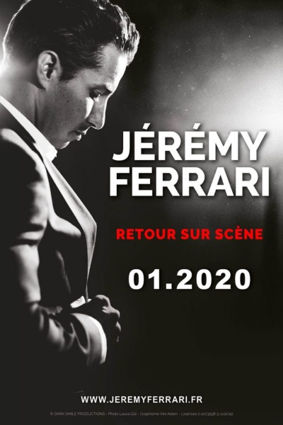 Concert Jeremy Ferrari