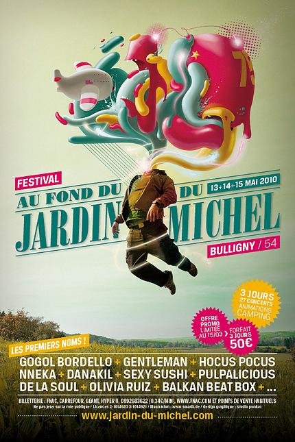 Route des festivals festival jdm festival le jardin du for Jardin du michel 2016 programmation