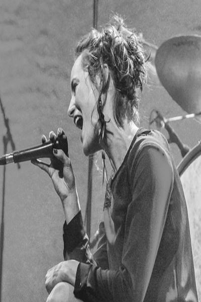 concert Justine Blue