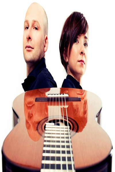 concert Kupinski Guitar Duo