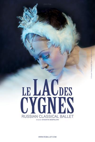 concert Lac Des Cygnes (russian Classical Ballet)