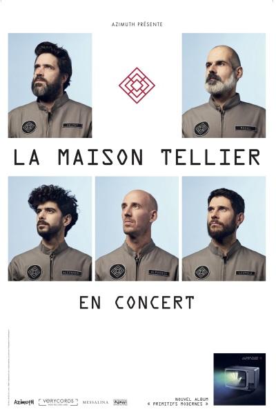 concert La Maison Tellier