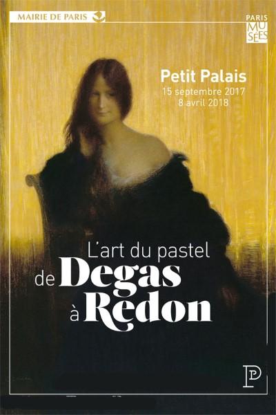 L'ART DU PASTEL DE DEGAS A REDON