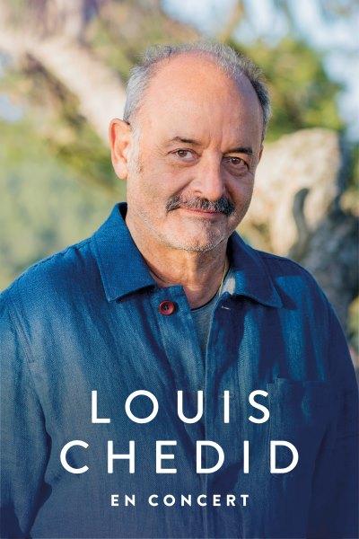 concert Louis Chédid