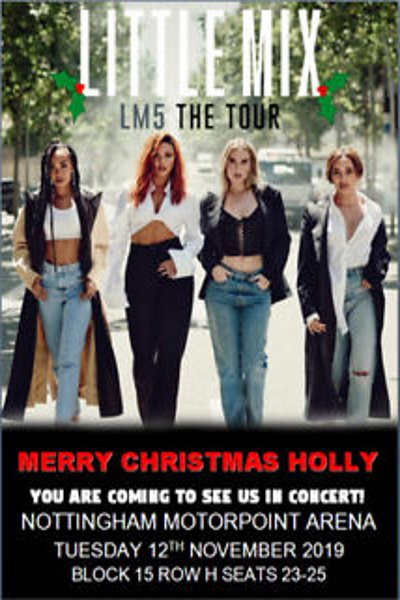 concert Little Mix