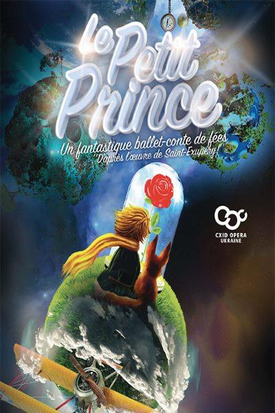 concert Le Petit Prince (opéra National D'ukraine)