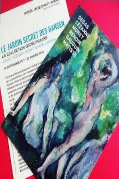 LE JARDIN SECRET DES HANSEN - LA COLLECTION ORDRUPGAARD
