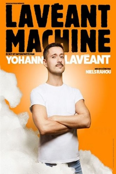 LAVEANT MACHINE