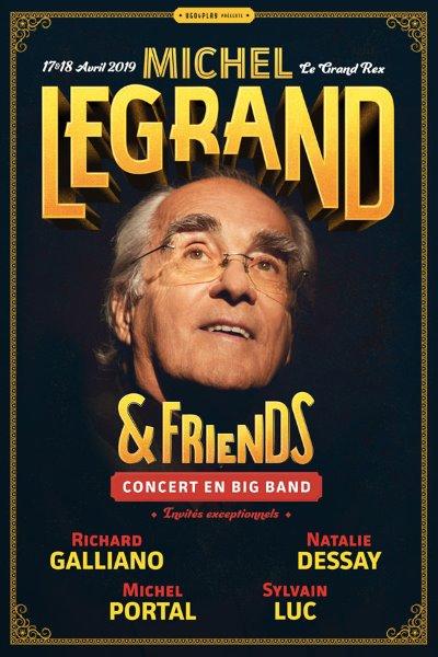 concert Michel Legrand