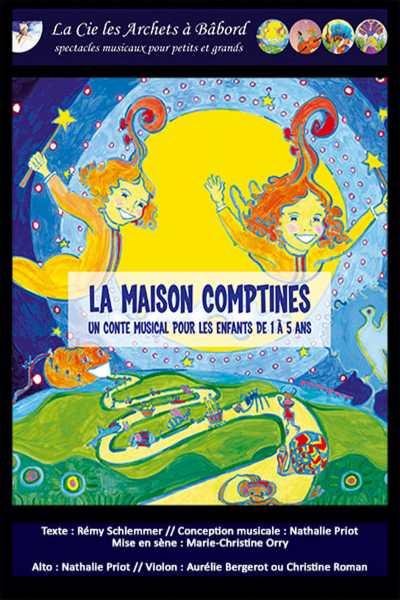 LA MAISON COMPTINES