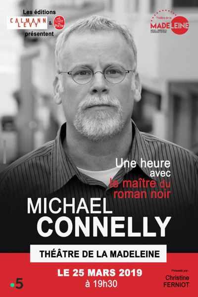 UNE HEURE AVEC MICHAEL CONNELLY
