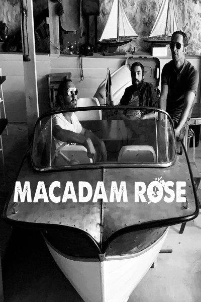 concert Macadam Rose