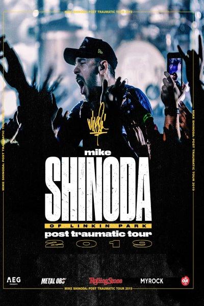 concert Mike Shinoda