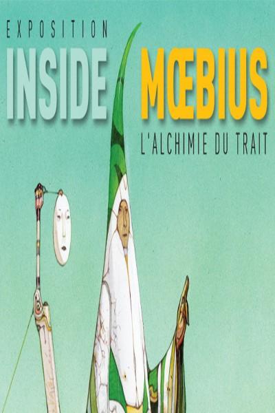 INSIDE MOEBIUS - L'ALCHIMIE DU TRAIT