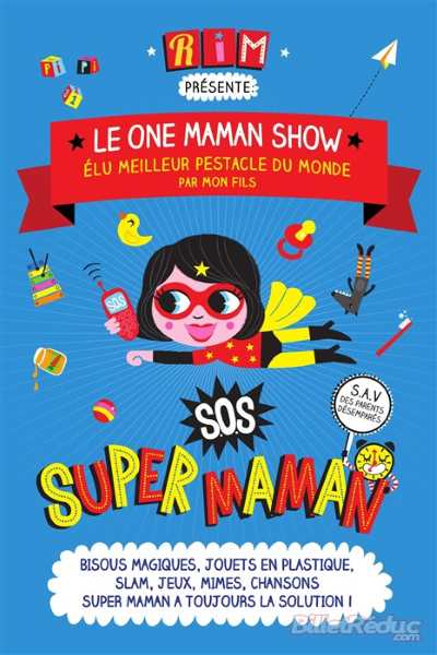 LE ONE MAMAN SHOW
