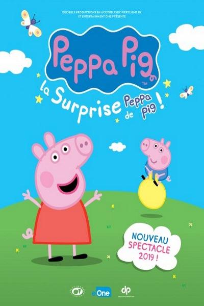 concert La Surprise De Peppa Pig