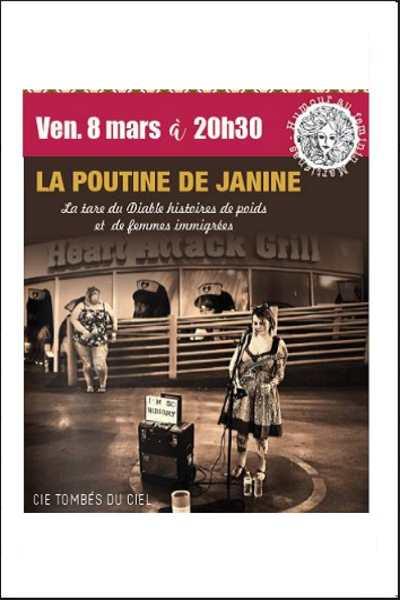 LA POUTINE DE JANINE