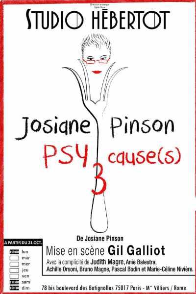 PSYCAUSE(S) 3