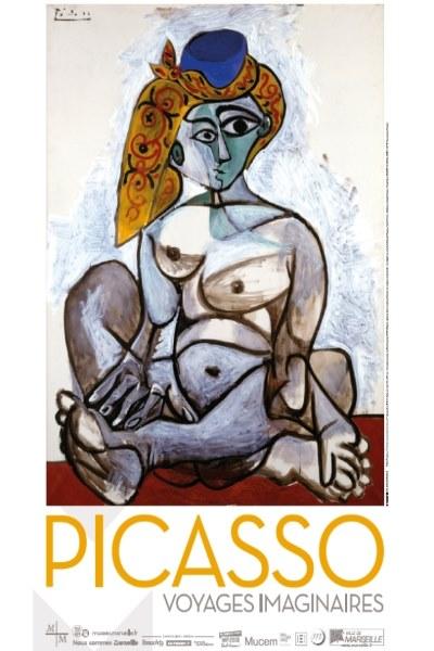 EXPOSITION / Picasso, star des expositions en 2018, de Paris à Marseille