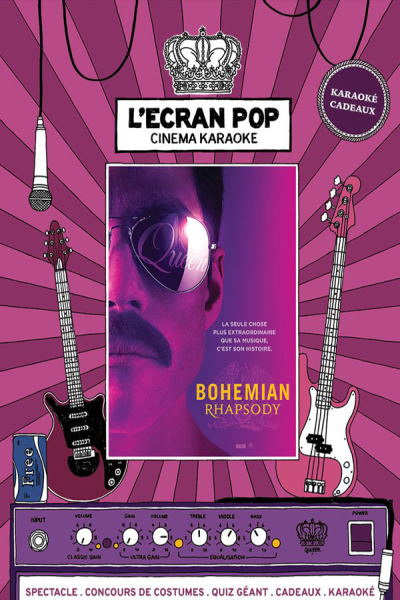 concert L'ecran Pop -  Bohemian Rhapsody