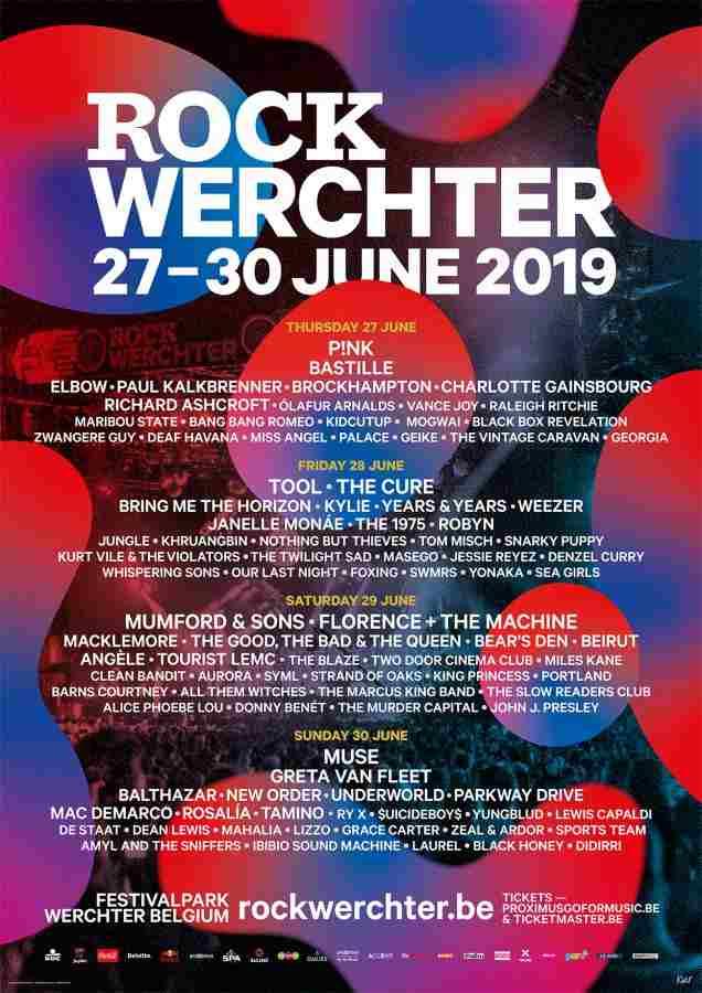 REPORT LIVE / Festival Rock Werchter, on y était !