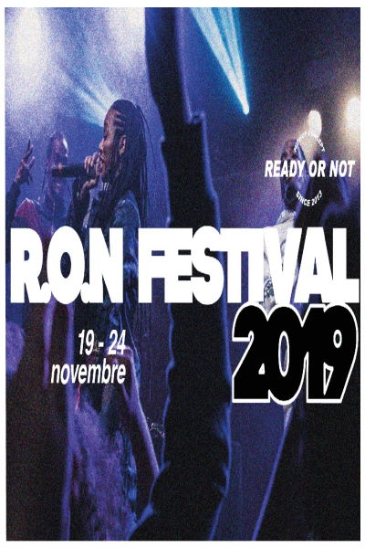RON Festival 2019 by Ready Or Not - TEASER