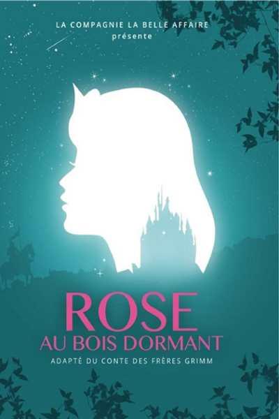ROSE AU BOIS DORMANT