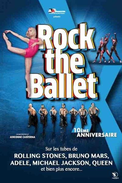 concert Rock The Ballet X