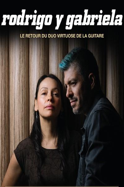 Concert Rodrigo Y Gabriela