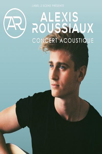 concert Alexis Roussiaux