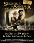 Concert Le Seigneur Des Anneaux : Les Deux Tours (cine-concert)