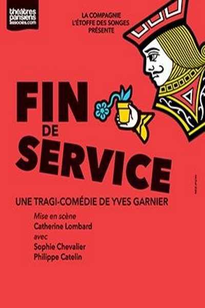 FIN DE SERVICE