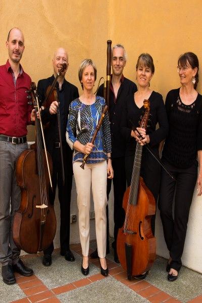 concert Ensemble De La Societe De Musique Ancienne De Nice