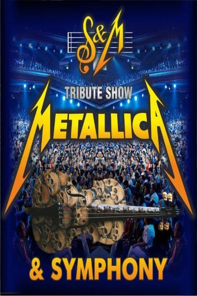 concert Metallica Show S&m Show