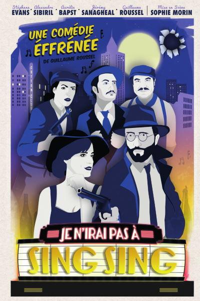 concert Je N'irai Pas A Sing Sing