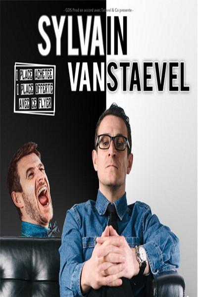 SYLVAIN VANSTAEVEL - ONE MAN SHOW