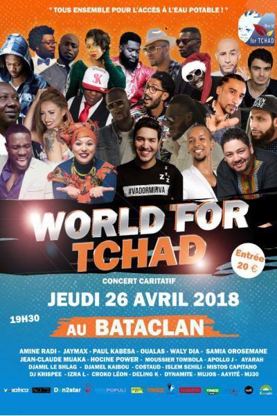 WORLD FOR TCHAD « TOUS ENSEMBLE POUR L'ACCES A L'EAU POTABLE »