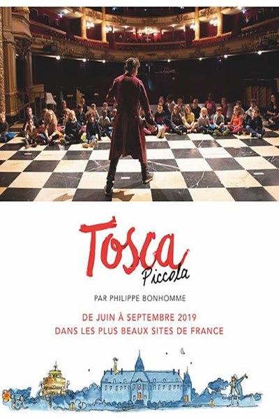 concert Piccola Tosca - Opera Plein