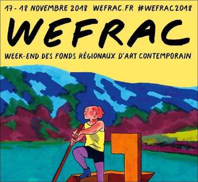 AGENDA / WEFRAC, un week-end pour découvrir l'Art actuel