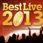 Qui sera Best Live 2013 ? C2C, Skip The Use, Dominique A...
