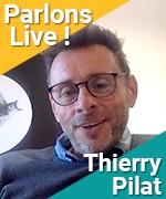 Parlons Live avec Thierry Pilat du FIL à Saint-Etienne (42)