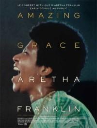 'Amazing Grace' ou Aretha Franklin en concert dans une église. A ne pas rater au cinéma !