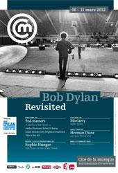Bob Dylan Revisited : films et concerts à La Cité de la Musique