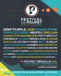 INUÏT / IBEYI / CHARLOTTE GAINSBOURG (festival de Poupet) // Le 11 Juillet à Saint Malo du Bois