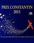Prix Constantin 2009 : les nominés en concert à l'Olympia