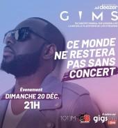 Gims, M. Pokora, Jenifer, Patrick Fiori... La variété française s'essaye au concert en live stream payant