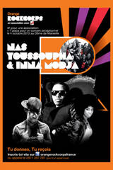 Lauryn Hill, Nas et Youssoupha au concert Orange RockCorps