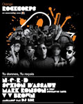 N.E.R.D, Sexion d'Assaut, etc. au concert Orange Rockcorps