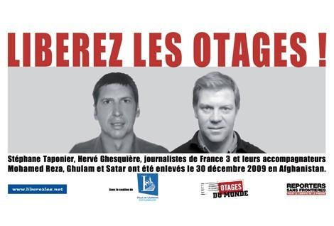 300 jours déjà ! Un concert pour les journalistes otages